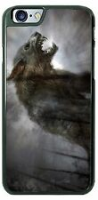 Halloween Ware Wolf Howling Phone Case Cover for iPhone Samsung LG HTC Moto