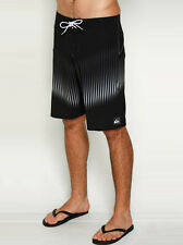 New Quiksilver AG47 Distort Board Shorts in Black | Mens Mens Boardshorts