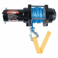 Tusk Winch With Synthetic Rope 3500lb ATV UTV SxS