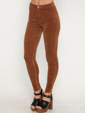 Ava And Ever Lori Cord Jeans  in Brown