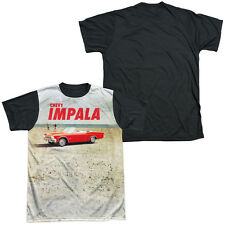 CHEVY BEACH IMPALA Sublimation Men's Graphic Tee Shirt SM-3XL