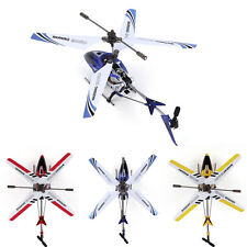 Syma S107G 3 Channel Phantom Mini Metal ✈ Remote Control RC Helicopter LED Toys