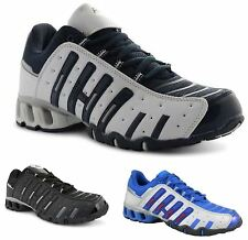 Air Tech Childrens Sports Boys Casual Lace up Running Trainers Shoes Size