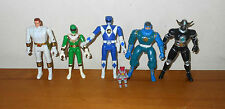 Mighty Morphing Power Rangers - Action Figures bundle