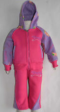 New TinkerBell Girl 2 pieces Hooded winter sets Size 1,2,3,4,5,6