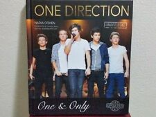 ONE DIRECTION 1D - One and Only by Nadia Cohen - 2013 Ed - GOOD AS NEW!