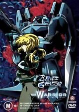 Blue Gender:The Warrior. Sci-Fi Anime. New In Shrink! R4