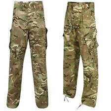 British Army Issue Surplus PCS MTP Warm Weather Military Combat Trousers
