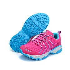 Womens Outdoor Hiking Ultra-light Mesh Breathable Sneakers Sports Casual Shoes