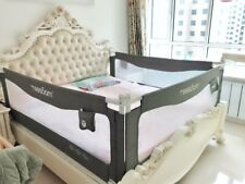 New Children Baby Guard Rail Baby Bed Safety Swing Down Toddler Summer Universal