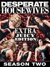 Desperate Housewives - The Complete Second Season: The Extra Juicy Edition (DVD,