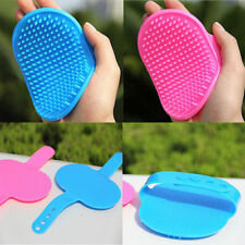 New Pets Cleaning Comb Bathing Massage Glove Grooming Bath Brush For Cats /Dogs