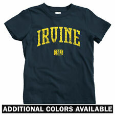 Irvine California Kids T-shirt - Baby Toddler Youth Tee - Gift UC Anteaters UCI
