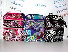 VERA BRADLEY CHOICE RETIRED PATTERNS OLDER STYLE MINI HIPSTER  NWT