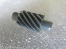 VESPA PX125 PX200 DISC SPEEDO DRIVE /  WORM GEAR GREY FITS OTHER MODELS LISTED