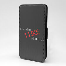Saying Quote Flip Case Cover For Samsung Galaxy - A1178