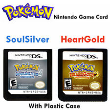 Pokemon Game CARDS Platinum HeartGold SoulSilver Version For DS/NDS/DSI/3DS Lite