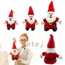 Lovely Christmas Lovely Doll Decoration Santa Claus Plush Doll Child Baby Toy