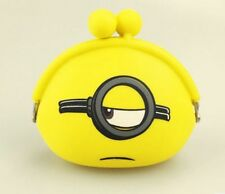 DESPICABLE ME MINION Coin Purse childrens designs party bags NEW gs589