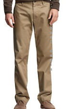 GAP MENS CLASSIC STRAIGHT FIT KHAKIS CHINO Pants Beige NEW FREE FAST SHIPPING
