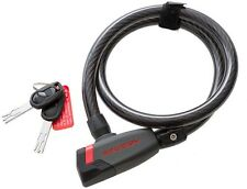 Raleigh Flexible Coil Steel Cable Bike / Cycle Cable Lock