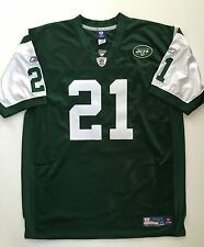 Vintage Authentic Victor Green New York Jets Reebok NFL Equipment Jersey