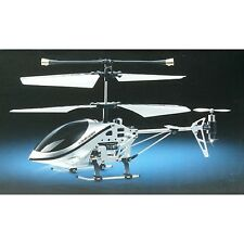 I-Helicopter Air 3-Channel I/R Remote Control Gyro System Steel Frame Helicopter