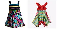 NWT Youngland Toddler Girl Fun & Colorful Summer Dresses Sizes 2T-4T