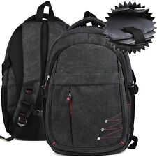 13 13.3 inch Laptop Gray Tech Backpack with Isolated Padded Compartment