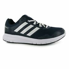 Adidas Duramo 7 Running Shoes Mens Navy/White/Black Fitness Trainers Sneakers