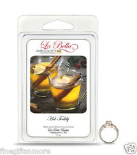 Hot Toddy Tart Melts w/ Free Jewelry 5.5oz Soy Fragrance Scent 100 hours