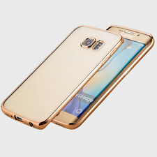 Pop ShockProof Silicone Rubber Clear Case Cover For Samsung Galaxy Models 1pcs
