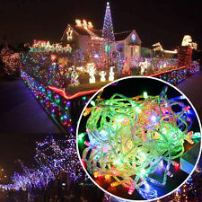 20/30/40 LED String Fairy Lights Battery Operated Xmas Party Room Decor RF