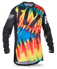 NEW FLY RACING Lite Hydrogen Limited Edition TIE DYE Jersey ALL SIZES