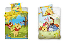 BED COVER CHILDREN BEDDING DISNEY WINNIE THE POOH