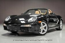 Porsche: Boxster Base Convertible 2-Door