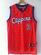 Tank top nba basketball shirt Chris Paul jersey Los Angeles Clippers S / M/L/XL/