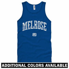 Melrose Los Angeles Unisex Tank Top - Men Women XS-2X - Gift Avenue Place LA CA