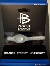 FREE SHIPPING! Power Band Magnetic Balance Bracelet Energy Performance - CLEAR