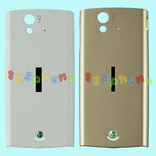 GOLD WHITE REAR BACK DOOR HOUSING BATTERY COVER FOR SONY XPERIA RAY ST18 ST18i