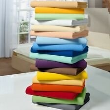 All Solid Colors US Bedding Collection 1000 TC 100%Egyptian Cotton Full Size