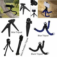 Universal Octopus Mini Tripod Supports Stand Spong For Digital Cameras Lot