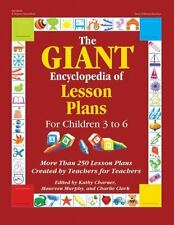 The Giant Encyclopedia of Lesson Plans for Children 3 to 6