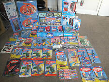 THUNDERBIRDS & CAPTAIN SCARLET TOYS & GAMES #CHOOSE FROM THE MENU# ALL NEW