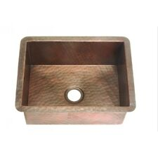 Belle Foret C4BARORB Self-Rimming Undermount Bar Sink, Oil Rubbed Bronze
