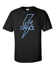 Dance T-Shirt Music House Funny Party Club Vintage Neon Disco DJ Rave Minimal