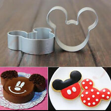 2/3/5X Mickey Mouse Cutter For Sugarcraft Cake Decorating Cookies Pastry Mold