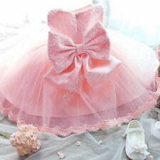 Sequin Girls Princess Dress Toddler Wedding Bridesmaid Party Pageant Tulle Tutu