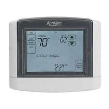 Aprilaire Model 8600 Universal Touchscreen Programmable Thermostat - Genuine OEM