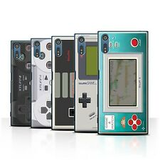 STUFF4 Phone Case/Back Cover for Sony Xperia XZ/F8332 /Games Console